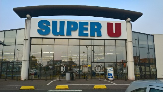 Photo du magasin Super U MONDEVILLE