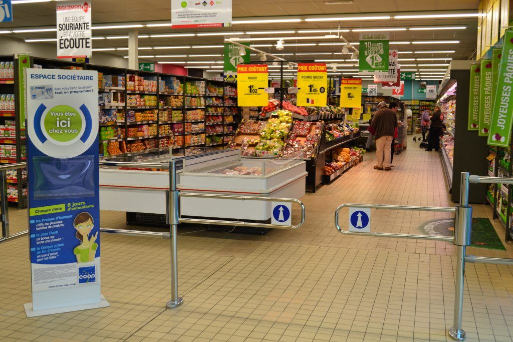 Photo du magasin Leader Price VIRE