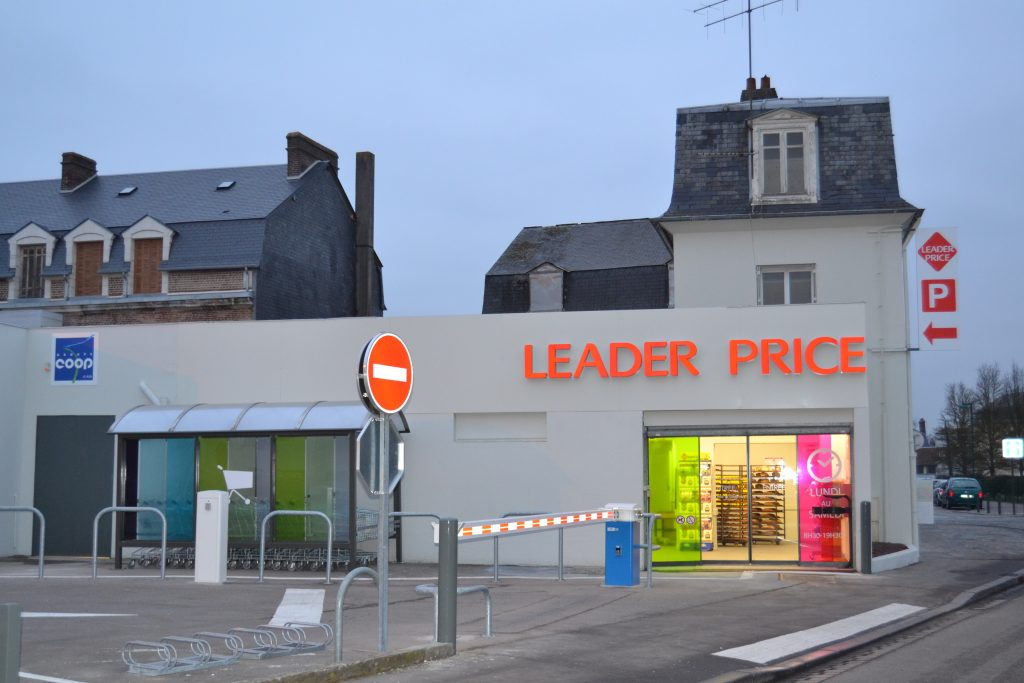 Photo du magasin Leader Price PONT AUDEMER