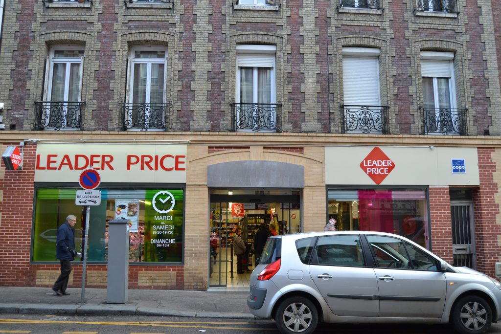 Photo du magasin Leader Price ROUEN CARREL