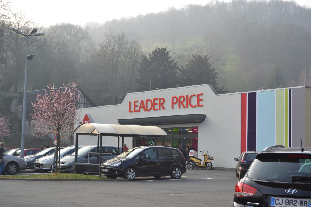Photo du magasin Leader Price ROUEN MIN