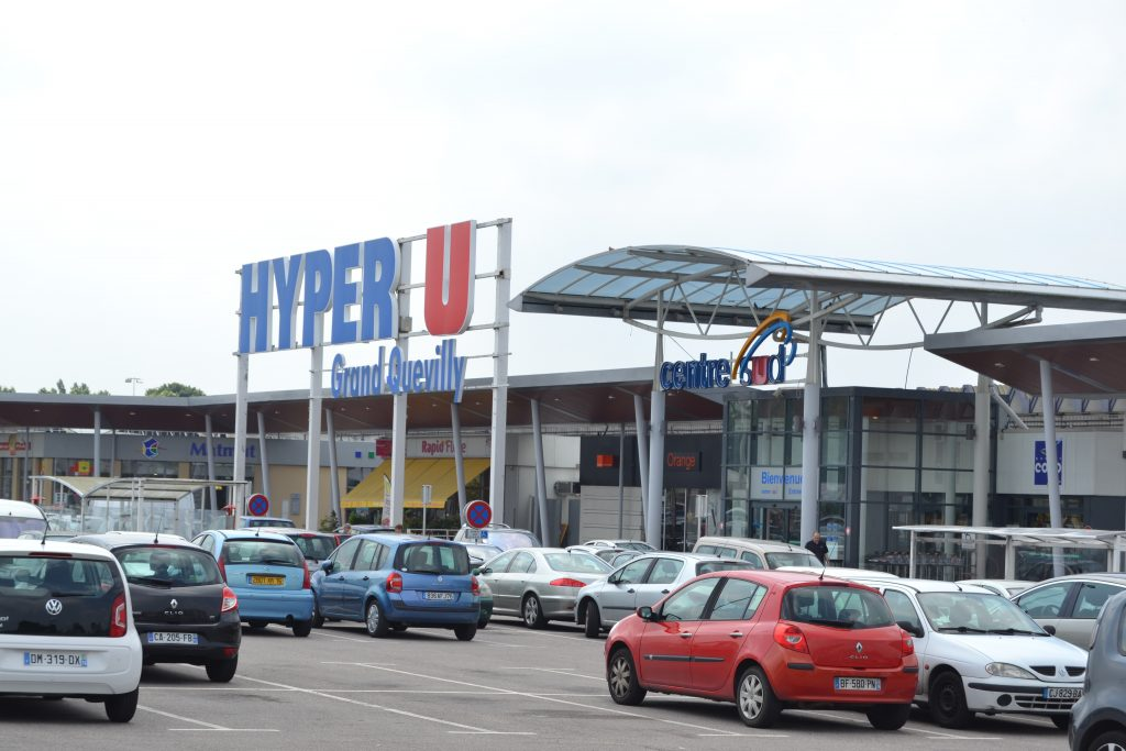 Photo du magasin Hyper U LE GRAND-QUEVILLY