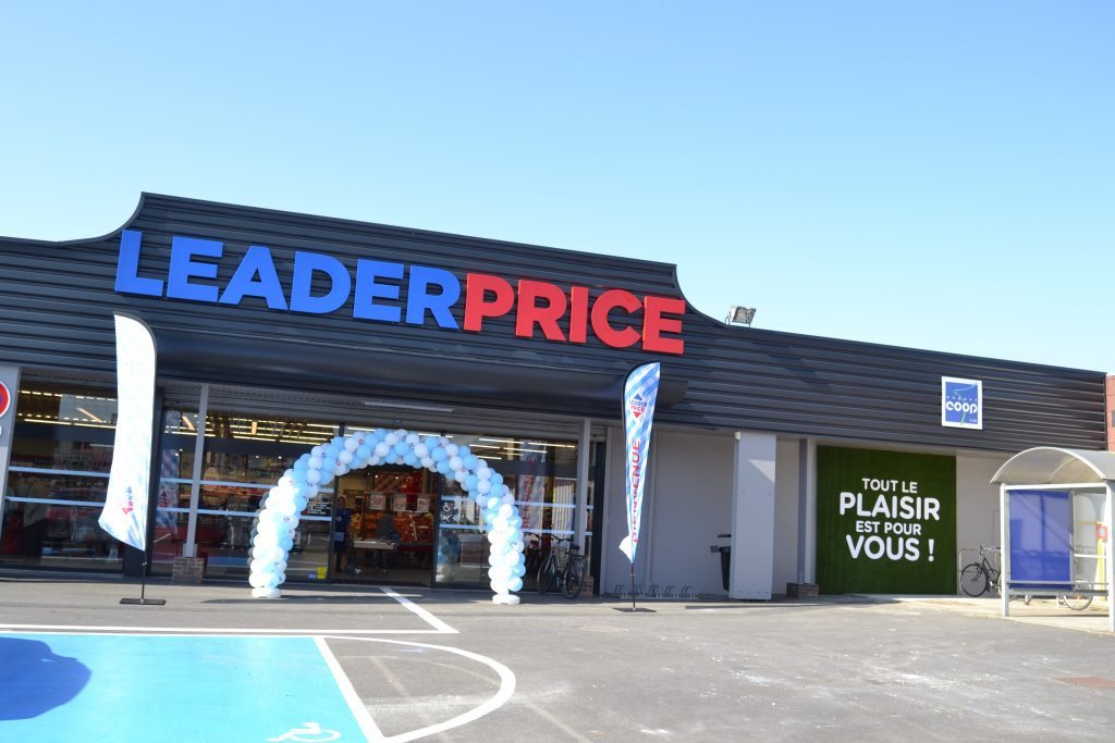 Photo du magasin Leader Price DIVES SUR MER
