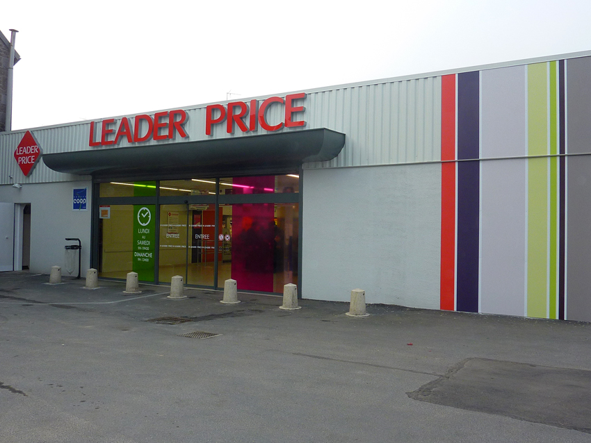 Photo du magasin Leader Price VILLEDIEU LES POELES