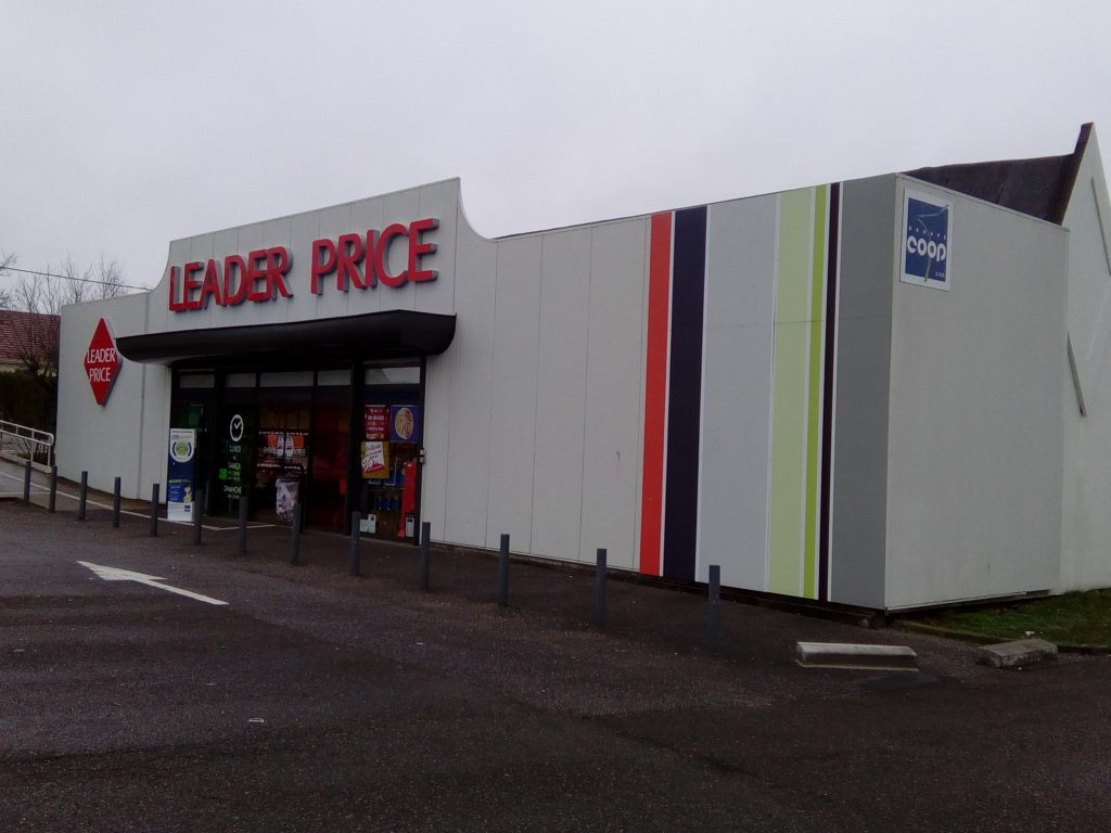 Photo du magasin Leader Price RUGLES