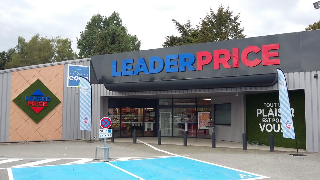 Photo du magasin Leader Price SAUSSAY ANET