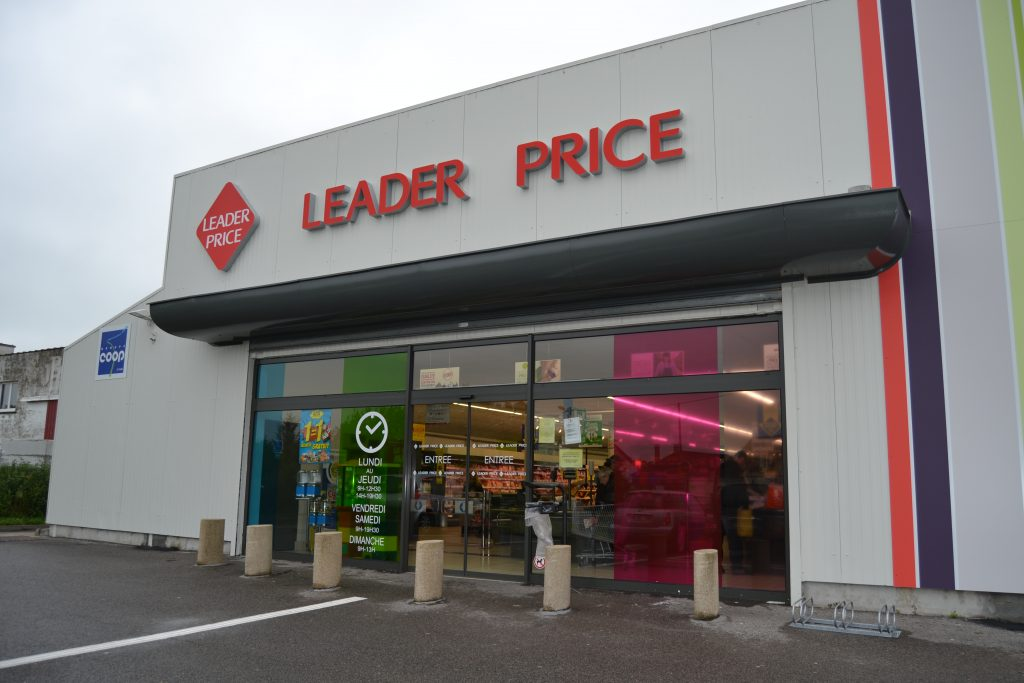 Photo du magasin Leader Price AUNEUIL