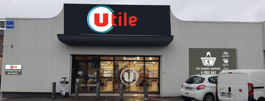 Photo du magasin Utile ST ETIENNE DU ROUVRAY ROUSSEAU