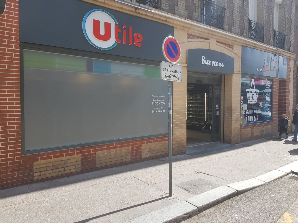 Photo du magasin Utile ROUEN CARREL